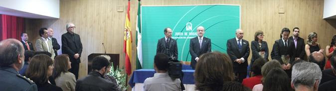 Aonujer premiada en el Día de Andalucía en Huelva